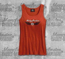 Harley-Davidson® Winged Logo Tank 96350-19VW