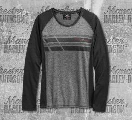 Harley-Davidson® Performance Wicking Knit Top 96348-19VW