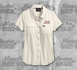 Harley-Davidson® Performance Fast Dry Vented Shirt 96347-19VW