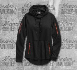 Harley-Davidson® Performance Wicking Pullover Hoodie 96346-19VW