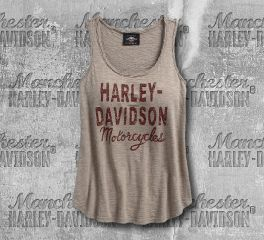 Harley-Davidson® Jersey Slub Tank 96341-19VW