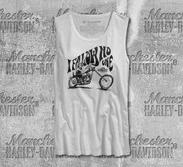 Harley-Davidson® Follow No One Muscle Tee 96332-19VW