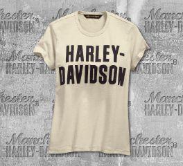 Harley-Davidson® Jersey Appliqué Tee 99276-19VW