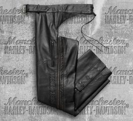 Harley-Davidson® Deluxe Leather Chap 98100-16VM