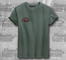 Harley-Davidson® Jersey Appliqué Slim Fit Tee 99272-19VM