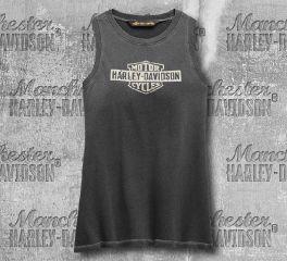Harley-Davidson® Distressed Logo Tank 99254-19VW