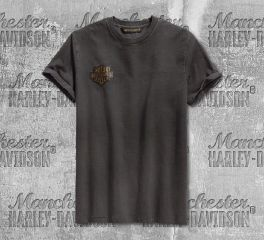 Harley-Davidson® Winged Logo Slim Fit Tee 99140-19VM