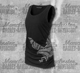 Harley-Davidson® Discharge Print Eagle Tank 99130-19VW