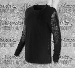 Harley-Davidson® Wing Sleeve Tee 99127-19VW