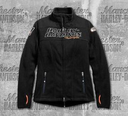 Harley-Davidson® H-D® Racing Fleece Jacket 98598-19VW
