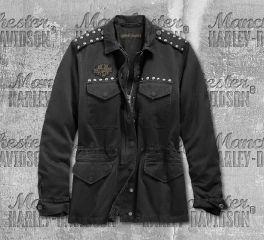 Harley-Davidson® Studded Field Jacket 98595-19VW