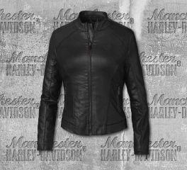 Harley-Davidson® Wing Back Coated Jacket 98402-19VW