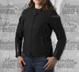 Harley-Davidson® FXRG® Triple Vent System™ Waterproof Riding Jacket 98266-19EW