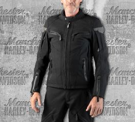 Harley-Davidson® FXRG Triple Vent System Waterproof Riding Jacket 98261-19EM