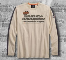 Harley-Davidson® Screamin' Eagle Sleeve Stripe Tee 96282-18VM