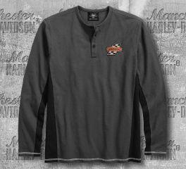 Harley-Davidson® Screamin' Eagle Henley 96280-18VM