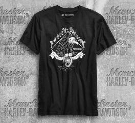 Harley-Davidson® Men's Just Walking Slim Fit Tee 96603-19VM