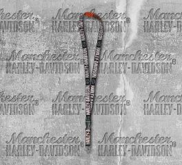 Harley-Davidson® Repeated H-D® Double Sided Script Lanyard, Global Products, Inc. LY02264