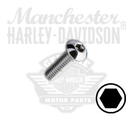 "1/4""-20 x 7/8"" UNC Button Head Hex Socket Screw"