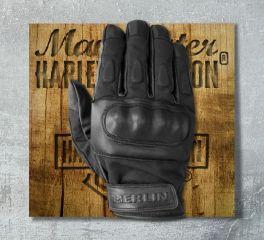 Merlin Ranton Black Gloves, Merlin MWG017