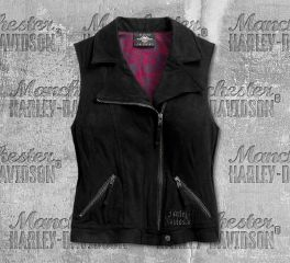 Harley-Davidson® Women's Hearts and Serpents Vest 97495-19VW