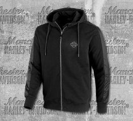 Men's Cordura Ripstop Accent Slim Fit Hoodie