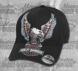 Harley-Davidson® Men's Upright 39THIRTY® Cap 99473-19VM