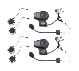 Harley-Davidson® Boom! Audio 10S Bluetooth Helmet Dual Headset Pack 76000839