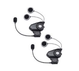 Harley-Davidson® Boom! Audio 30K Bluetooth Helmet Dual Headset Pack 76000840