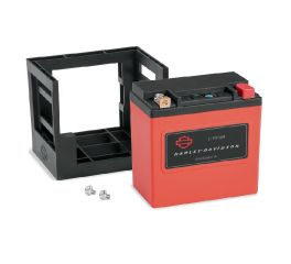 Harley-Davidson® Lithium LiFe 8Ah Battery - California 66000230