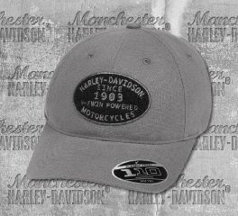 Harley-Davidson® Men's V-Twin Powered Adjustable Cap 99461-19VM