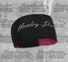 Harley-Davidson® Women's Edgy Reversible Headband, Global Products, Inc. HP32181