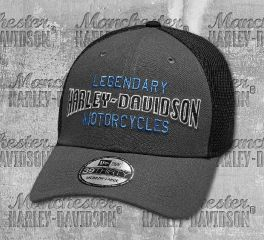 Harley-Davidson® Men's Legendary Colorblocked 39THIRTY® Baseball Cap 97840-19VM