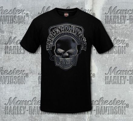 Harley-Davidson® Men's Second G Short Sleeve Tee, RK Stratman Inc. R003132