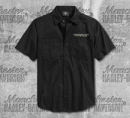 Harley-Davidson® Men's Ride Free Short Sleeve Shirt 99012-20VM