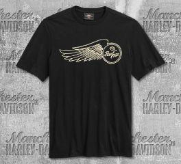 Harley-Davidson® Men's Ride Free Short Sleeve Tee 99024-20VM