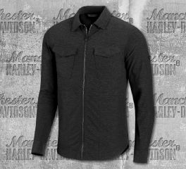 Harley-Davidson® Men's Slim Fit Long Sleeve Shirt 99014-20VM