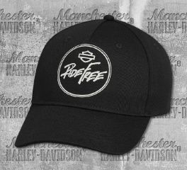 Harley-Davidson® Men's Ride Free Adjustable Cap 99402-20VM