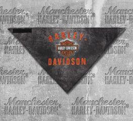 Harley-Davidson® Men's Convertible Rockers Bandana, Global Products, Inc. BAC28364