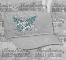 Harley-Davidson® Women's Pure Freedom Painters Cap, Global Products, Inc. PC33554