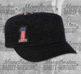 Harley-Davidson® Women's No. 1 Wings Painters Cap, Global Products, Inc. PC33830
