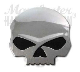 Harley-Davidson® Small 3D Willie G Skull Decal, Global Products, Inc. DC1199062
