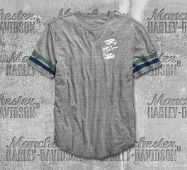 Harley-Davidson® Men's Living Fast Short Sleeve Tee 96663-19VM