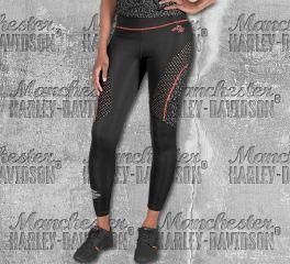 Harley-Davidson® Women's Performance Activewear Leggings 96850-19VW