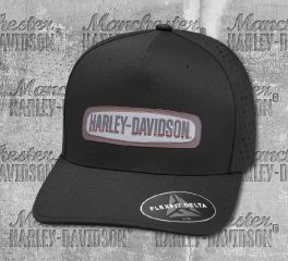 Harley-Davidson® Men's Performance Mesh Baseball Cap 97855-19VM