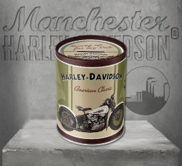 Harley-Davidson® Knucklehead Money Box, Nostalgic Art 31002