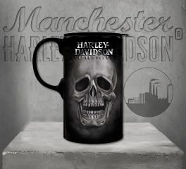 Harley-Davidson® Tall Boy Travel Latte Mug 3TBT4906