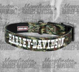 Harley-Davidson® Sublimated Camo Collar H2921-H-HCO24