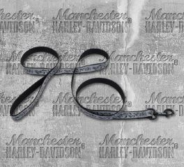 Harley-Davidson® 6 Feet Reflective Dog Leash H6466-H-HSF06