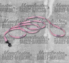Harley-Davidson® Pink B&S® Repeat Logo Leash H2366-HSP06